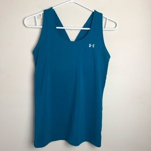 🎉 Under Armour Size S Heat Gear Athletic Tank Top